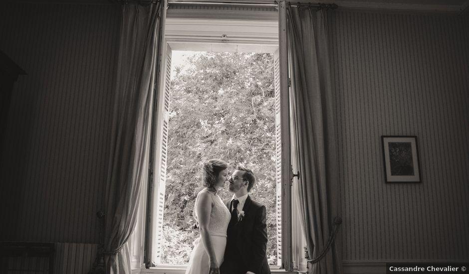 Le mariage de Thomas et Pauline à Nantes, Loire Atlantique