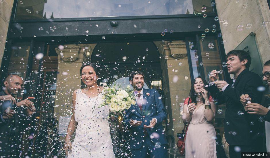 Le mariage de Simon et Lætitia à Jouy-sur-Morin, Seine-et-Marne