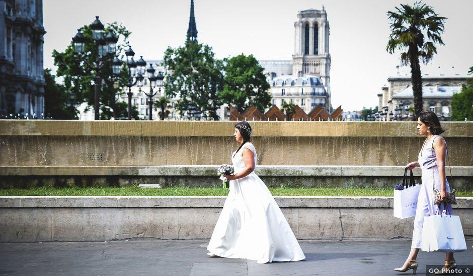 Le mariage de Laurent et Olivia à Paris, Paris