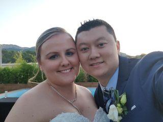 Le mariage de Christophe  et Gaëlle