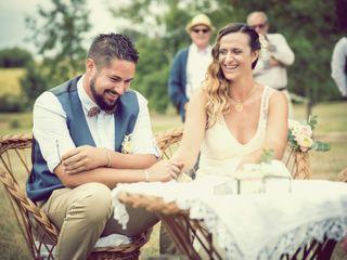 Le mariage de Lucie et Steeve