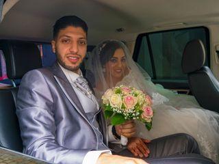 Le mariage de Fadoua et Oussama 1