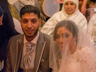 Le mariage de Fadoua et Oussama 2