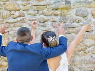 Le mariage de Blandine  et Gautier