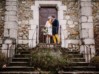 Le mariage de Marion et Benjamin