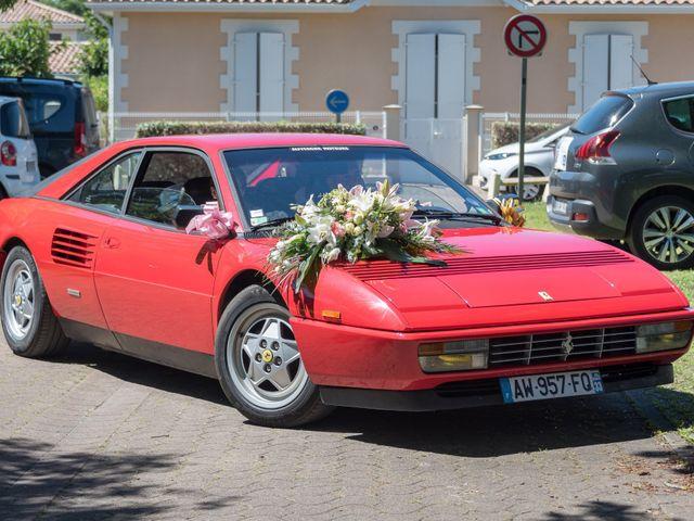 Le mariage de Pierre-Bruno et Nora à Andernos-les-Bains, Gironde 17