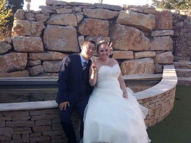 Le mariage de Gaëlle  et Christophe  à Vitrolles, Bouches-du-Rhône 8