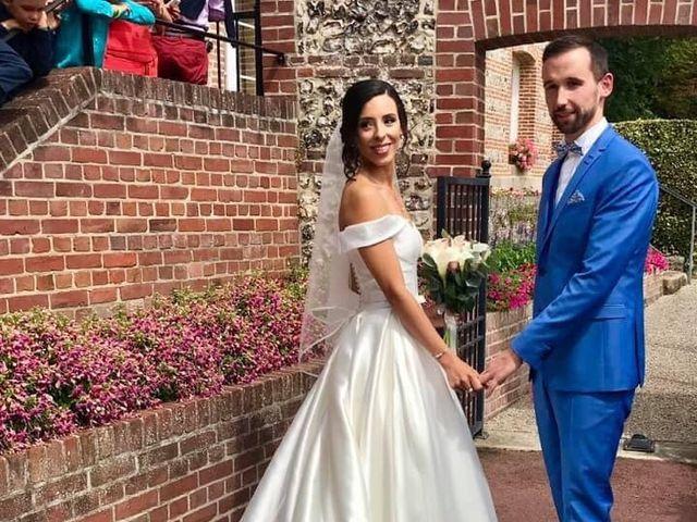Le mariage de Yasmine et Benjamin à Saint-Aubin-sur-Scie, Seine-Maritime 5