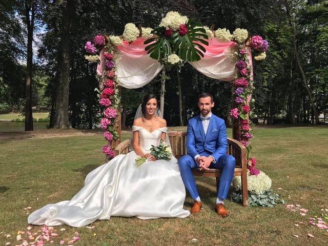 Le mariage de Benjamin et Yasmine
