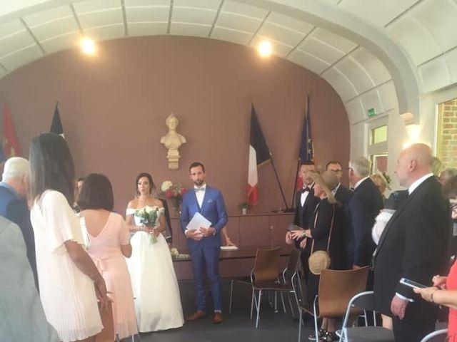 Le mariage de Yasmine et Benjamin à Saint-Aubin-sur-Scie, Seine-Maritime 6