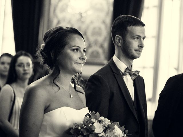 Le mariage de Clément et Lucie à Troyes, Aube 9