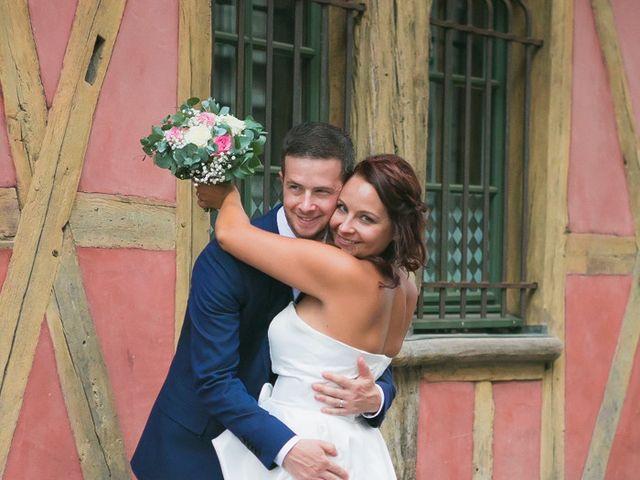Le mariage de Clément et Lucie à Troyes, Aube 13