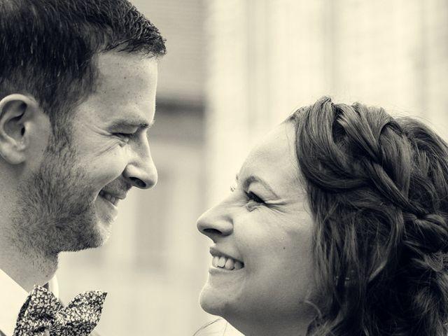 Le mariage de Clément et Lucie à Troyes, Aube 14