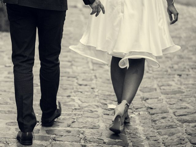Le mariage de Clément et Lucie à Troyes, Aube 1