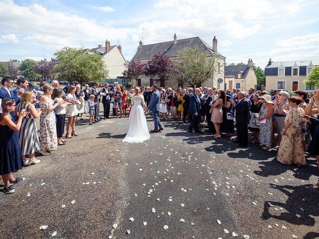 Le mariage de Guillaume et Margaux à Courtalain, Eure-et-Loir 36