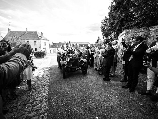 Le mariage de Guillaume et Margaux à Courtalain, Eure-et-Loir 40