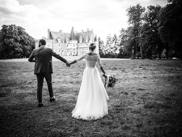 Le mariage de Guillaume et Margaux à Courtalain, Eure-et-Loir 49
