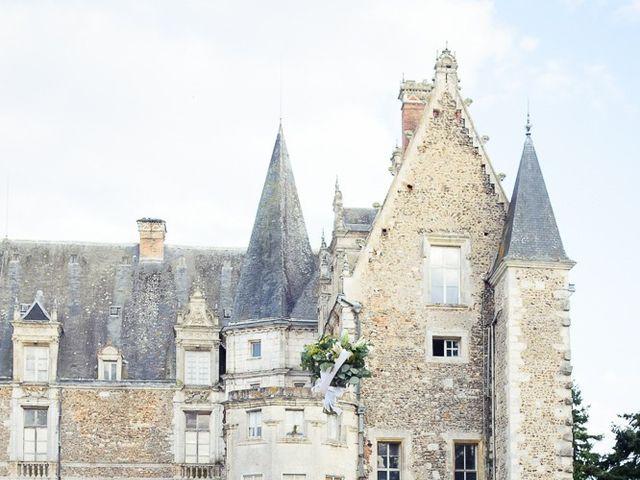 Le mariage de Guillaume et Margaux à Courtalain, Eure-et-Loir 77