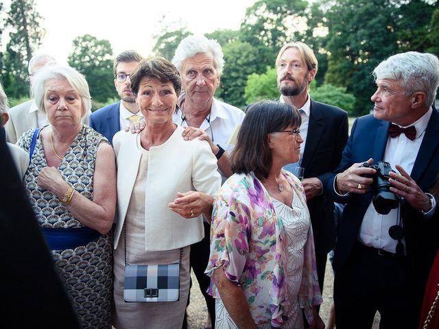 Le mariage de Guillaume et Margaux à Courtalain, Eure-et-Loir 89