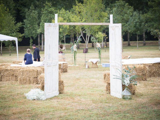Le mariage de Steeve et Lucie à Saint-Hilaire-du-Bois, Charente Maritime 12