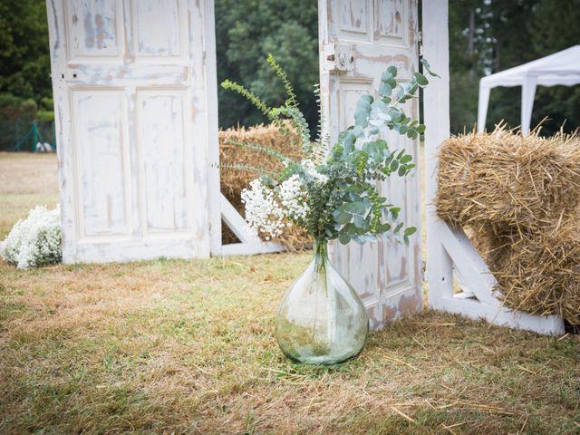 Le mariage de Steeve et Lucie à Saint-Hilaire-du-Bois, Charente Maritime 13