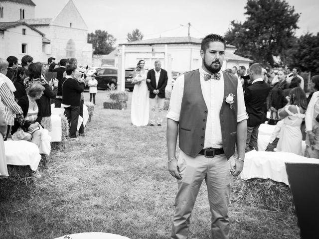 Le mariage de Steeve et Lucie à Saint-Hilaire-du-Bois, Charente Maritime 24