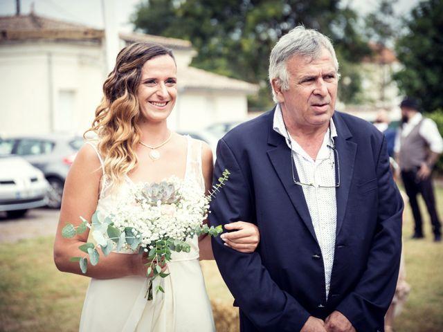 Le mariage de Steeve et Lucie à Saint-Hilaire-du-Bois, Charente Maritime 27