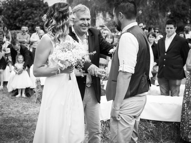 Le mariage de Steeve et Lucie à Saint-Hilaire-du-Bois, Charente Maritime 28