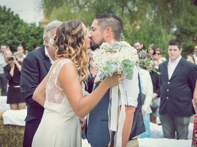 Le mariage de Steeve et Lucie à Saint-Hilaire-du-Bois, Charente Maritime 29