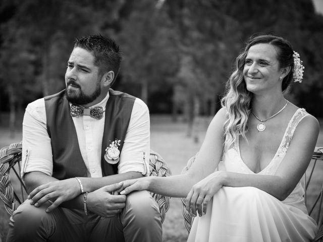 Le mariage de Steeve et Lucie à Saint-Hilaire-du-Bois, Charente Maritime 31