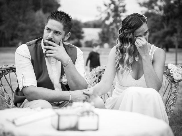 Le mariage de Steeve et Lucie à Saint-Hilaire-du-Bois, Charente Maritime 32