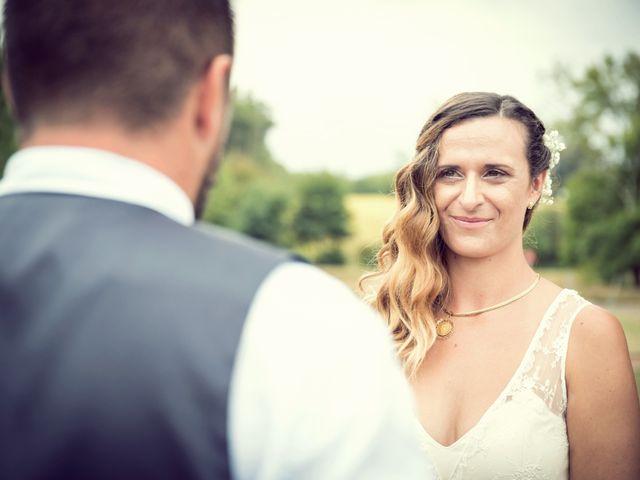 Le mariage de Steeve et Lucie à Saint-Hilaire-du-Bois, Charente Maritime 33