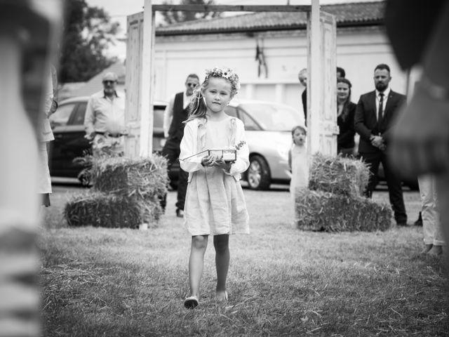 Le mariage de Steeve et Lucie à Saint-Hilaire-du-Bois, Charente Maritime 36