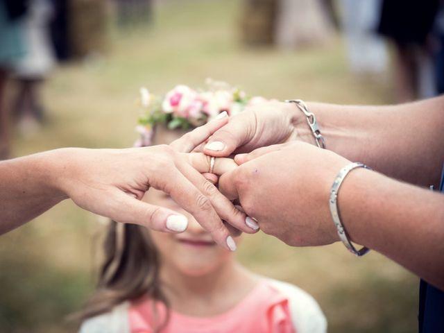 Le mariage de Steeve et Lucie à Saint-Hilaire-du-Bois, Charente Maritime 37