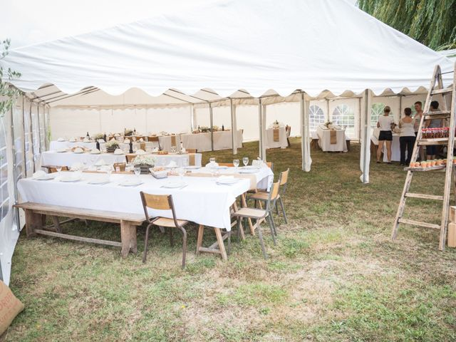 Le mariage de Steeve et Lucie à Saint-Hilaire-du-Bois, Charente Maritime 41