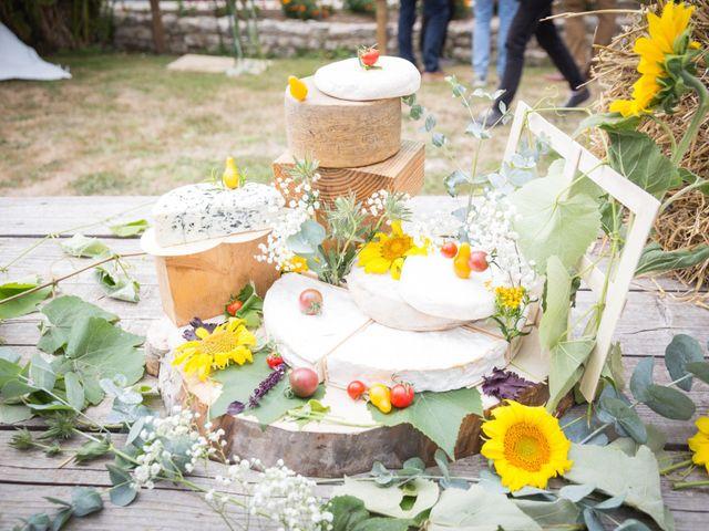 Le mariage de Steeve et Lucie à Saint-Hilaire-du-Bois, Charente Maritime 52