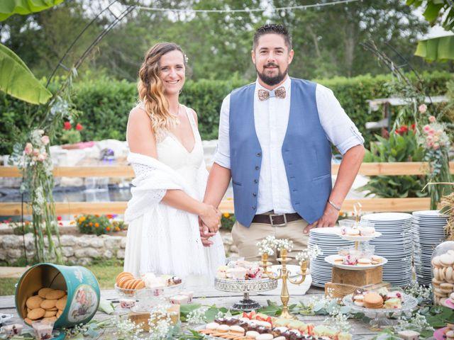 Le mariage de Steeve et Lucie à Saint-Hilaire-du-Bois, Charente Maritime 55