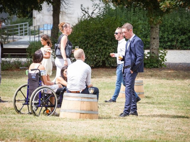 Le mariage de Steeve et Lucie à Saint-Hilaire-du-Bois, Charente Maritime 57