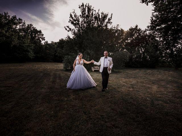 Le mariage de Nicolas et Audrey à Belleserre, Tarn 1