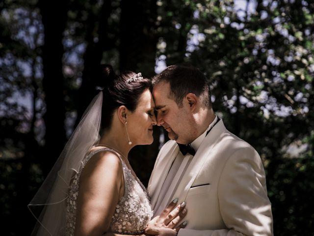 Le mariage de Nicolas et Audrey à Belleserre, Tarn 2