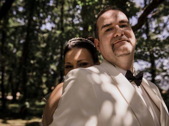 Le mariage de Nicolas et Audrey à Belleserre, Tarn 3