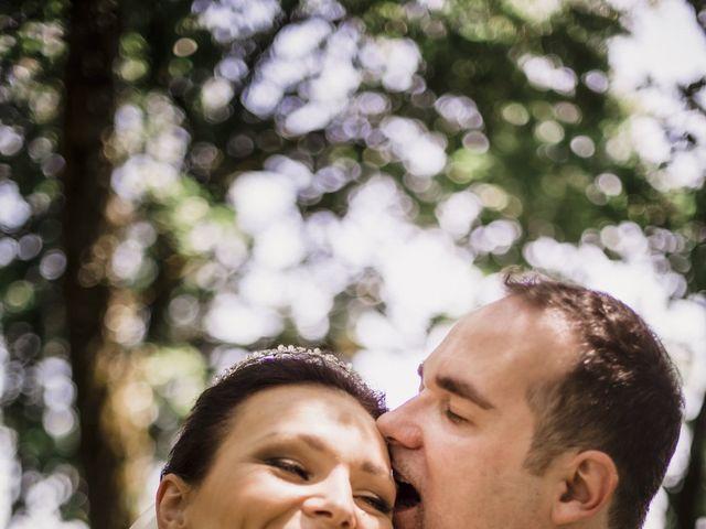 Le mariage de Nicolas et Audrey à Belleserre, Tarn 11