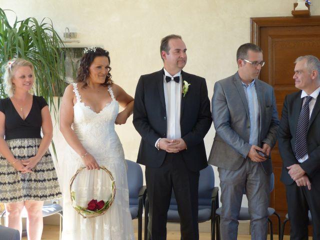 Le mariage de Nicolas et Audrey à Belleserre, Tarn 15