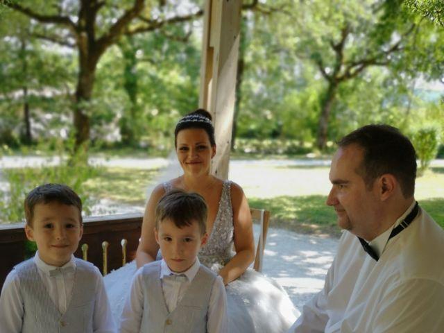 Le mariage de Nicolas et Audrey à Belleserre, Tarn 17