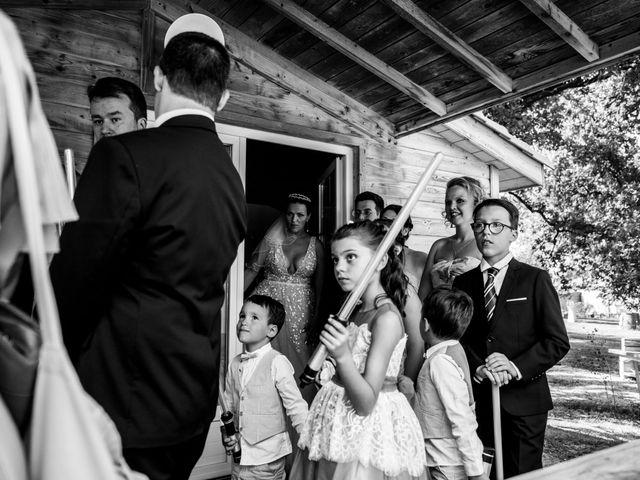Le mariage de Nicolas et Audrey à Belleserre, Tarn 21