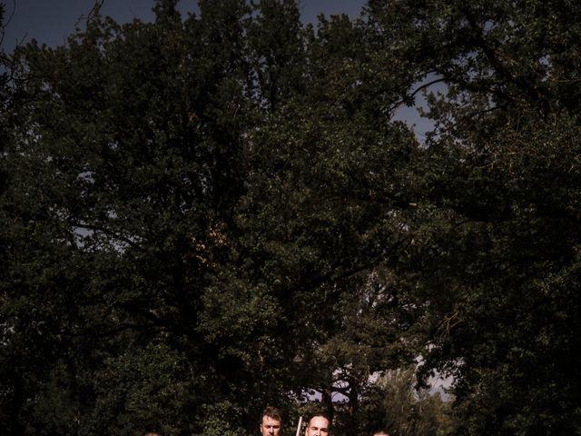 Le mariage de Nicolas et Audrey à Belleserre, Tarn 24