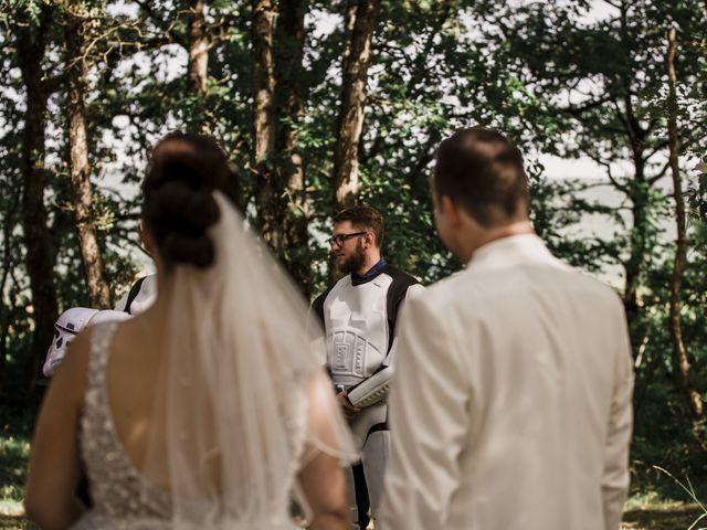 Le mariage de Nicolas et Audrey à Belleserre, Tarn 29