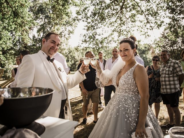 Le mariage de Nicolas et Audrey à Belleserre, Tarn 32