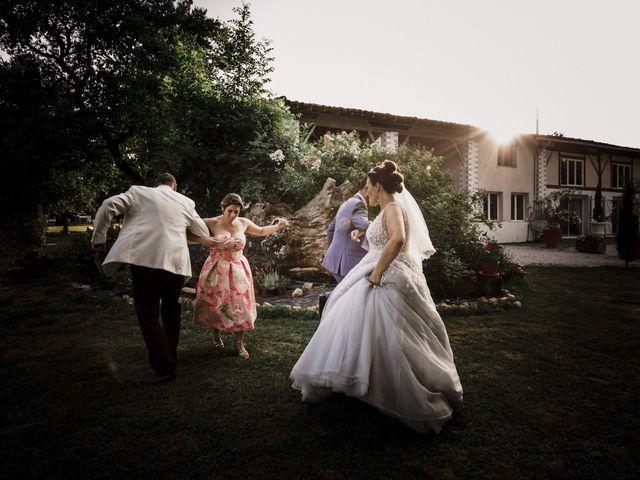 Le mariage de Nicolas et Audrey à Belleserre, Tarn 38