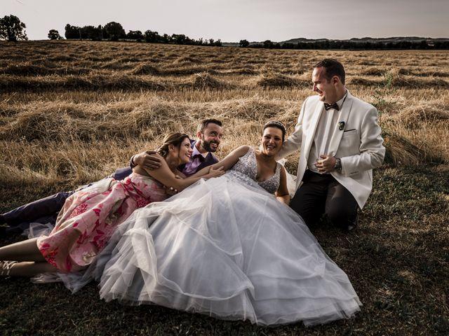 Le mariage de Nicolas et Audrey à Belleserre, Tarn 40
